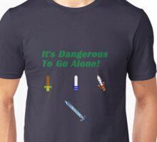 Link Sword Evolution Unisex T-Shirt