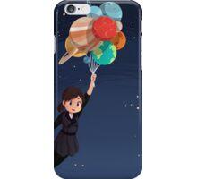 through the stars iPhone Case/Skin