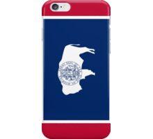Wyoming iPhone Case/Skin