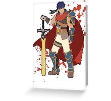 Ike - Super Smash Bros Greeting Card