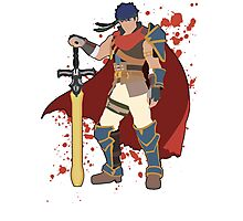 Ike - Super Smash Bros Photographic Print