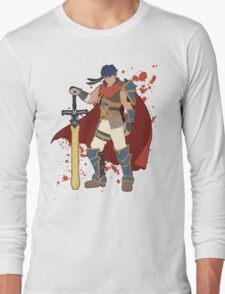 Ike - Super Smash Bros Long Sleeve T-Shirt