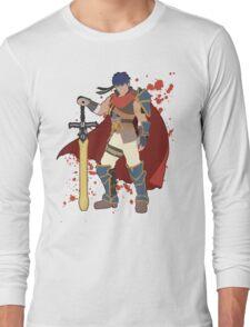 Ike - Super Smash Bros Long Sleeve T-Shirt