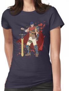 Ike - Super Smash Bros Womens Fitted T-Shirt