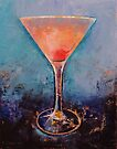 Pink Lemonade Martini by Michael Creese