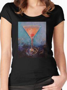 Pink Lemonade Martini Women's Fitted Scoop T-Shirt