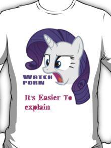 Watch Porn  T-Shirt
