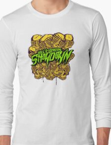 Helicopter Showdown Long Sleeve T-Shirt