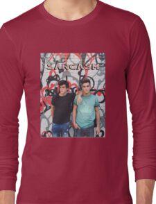 Dolan Twins Sarcasm Long Sleeve T-Shirt