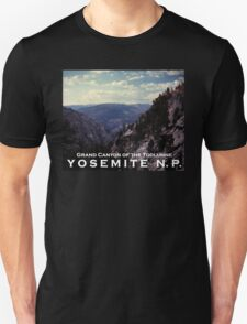 Grand Canyon of the Tuolumne - Yosemite N.P. T-Shirt
