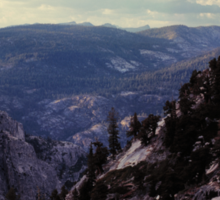 Grand Canyon of the Tuolumne - Yosemite N.P. Sticker