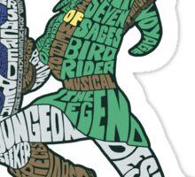 Sticker: Describing The Legend Sticker