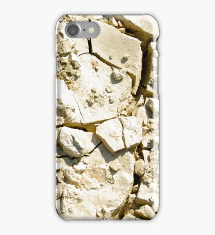 Sossussvlei Namibia Desert Ground Texture Case iPhone Case/Skin