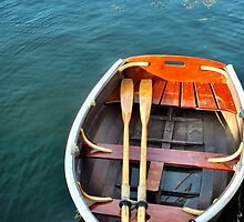 Rowboat - Camden, Maine by reedonly