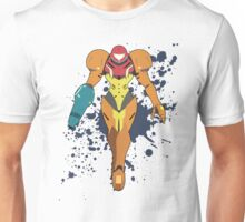 Samus - Super Smash Bros Unisex T-Shirt