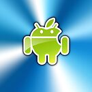 Apple plus Android equals... by Andy Hook