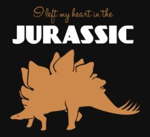 I Left My Heart in the Jurassic by David Orr