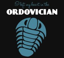 I Left My Heart in the Ordovician Kids Clothes