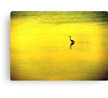 crane.. Canvas Print