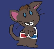 Tenth Doctor Kitty by BegitaLarcos