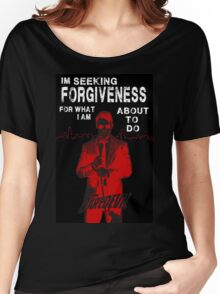 Daredevil Forgiveness Women's Relaxed Fit T-Shirt