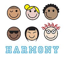 Harmony  by Lauren Eldridge-Murray
