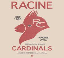 Racine Cardinals by eLEkt