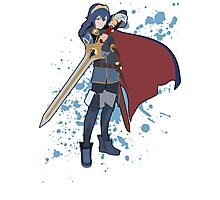 Lucina - Super Smash Bros Photographic Print