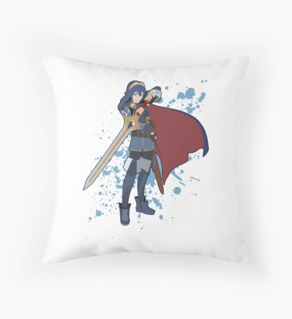 Lucina - Super Smash Bros Throw Pillow