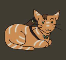 Daryl Dixon Kitty by BegitaLarcos