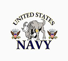 The Navy Goat Unisex T-Shirt