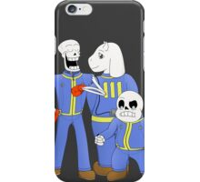 Papyrus insisted on a new wardrobe iPhone Case/Skin