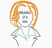 Mulder It's Me (transparent) T-Shirt