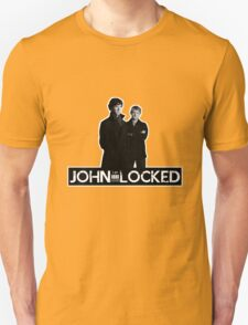 I AM LOCKED: JOHN-LOCKED T-Shirt