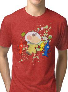 Olimar - Super Smash Bros Tri-blend T-Shirt
