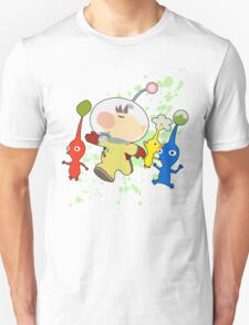 Olimar - Super Smash Bros T-Shirt
