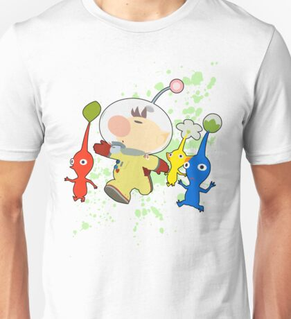 Olimar - Super Smash Bros Unisex T-Shirt