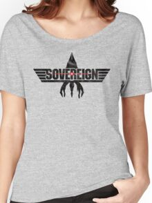 Top Sovereign Women's Relaxed Fit T-Shirt
