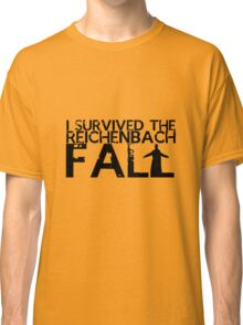 I Survived The Fall Classic T-Shirt