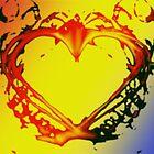 Fire Heart by theartguy