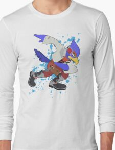 Falco - Super Smash Bros Long Sleeve T-Shirt