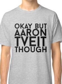 Aaron Tveit Classic T-Shirt
