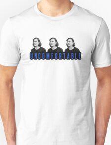 Uncomfortable- Blue T-Shirt