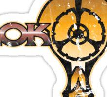 Terok Nor (aka Deep Space 9) Sticker