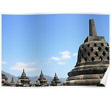 Borobudur Poster