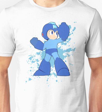 Megaman - Super Smash Bros Unisex T-Shirt