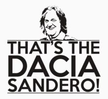 That's the Dacia Sandero! Kids Clothes