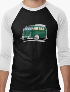 VW Splitty (11 Window) I Men's Baseball ¾ T-Shirt