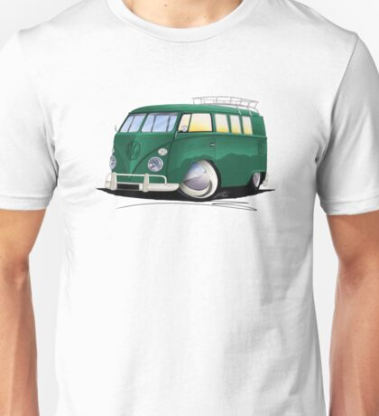 VW Splitty (11 Window) I Unisex T-Shirt