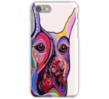 DOBERMAN iPhone Case/Skin